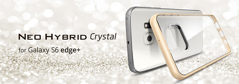 کاور محافظ اسپیگن گوشی سامسونگ S6 Edge Plus