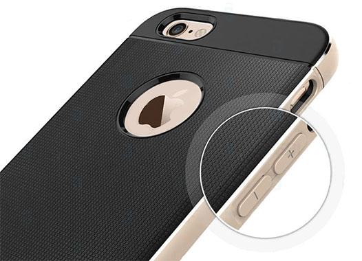 پوشش دکمه های گوشی با قاب اسپیگن