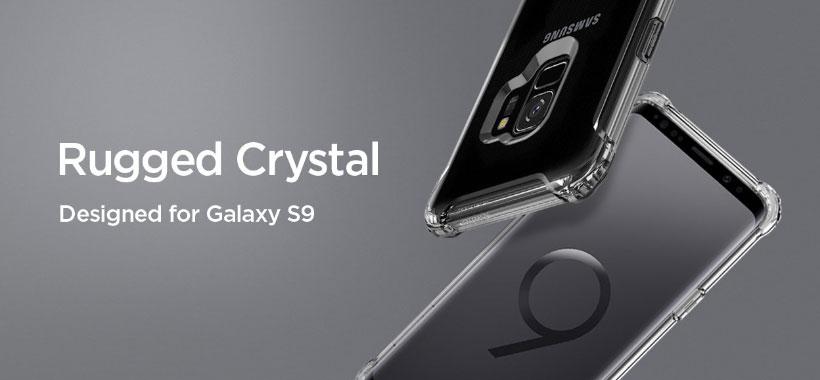 محافظ ژله ای اسپیگن سامسونگ Galaxy S9