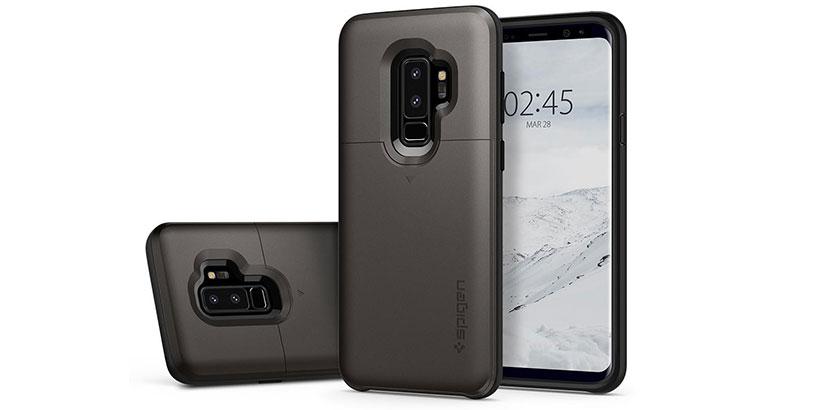 قاب کشویی اسپیگن برای گوشی سامسونگ S9 Plus