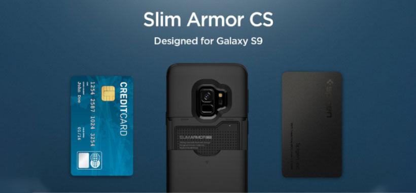 قاب کشویی اسپیگن سامسونگ Galaxy S9