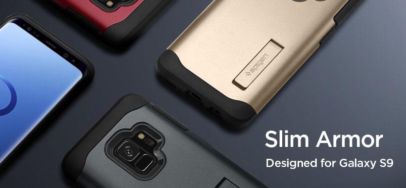 قاب محافظ اسپیگن سامسونگ Galaxy S9