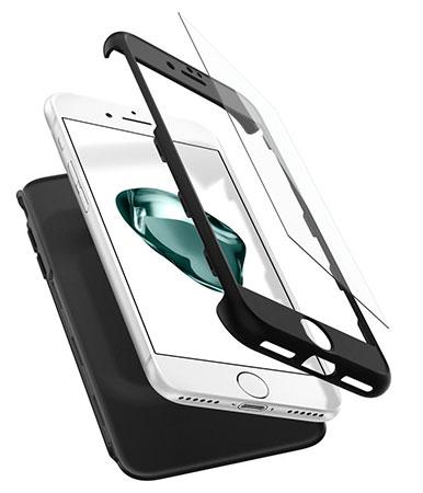 قاب محافظ اسپیگن آیفون Spigen Air Fit 360 Case Apple iPhone 7