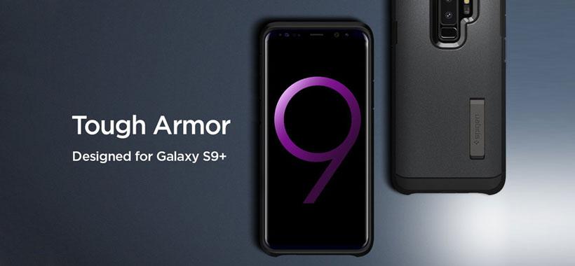 قاب محافظ اسپیگن سامسونگ S9 Plus