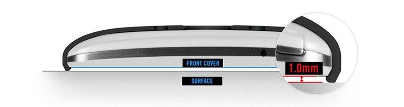 محافظ LG G3 اسپیگن با لبه های مرتفع