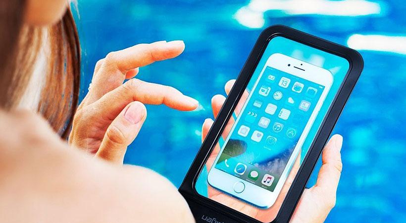 کاور ضد آب اسپیگن Spigen Velo A600 Universal Waterproof Phone Case