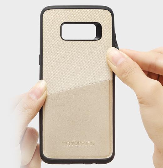 محافظت 360 درجه از گوشی s8 با قاب محافظ