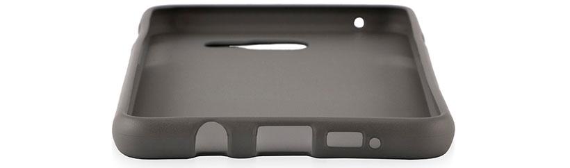 محافظ ژله ای سیلیکونی سامسونگ A7 2016 بدون محدودیت دسترسی به پورت