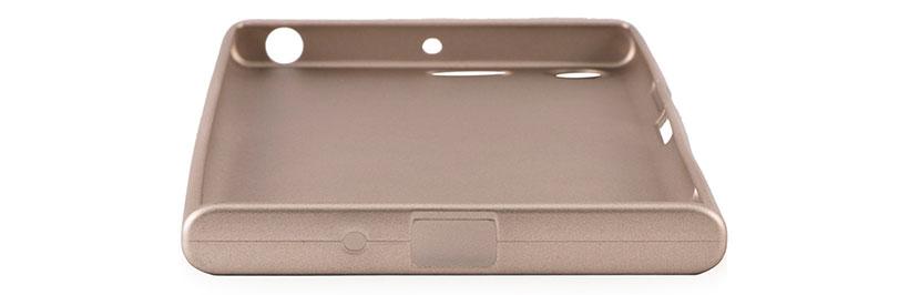 محافظ ژله ای سیلیکونی سونی اکسپریا XZ Premium بدون محدودیت دسترسی به پورت