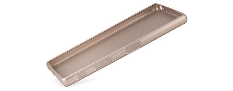 محافظ ژله ای سیلیکونی سونی اکسپریا Z5 Premium با طراحی زیبا