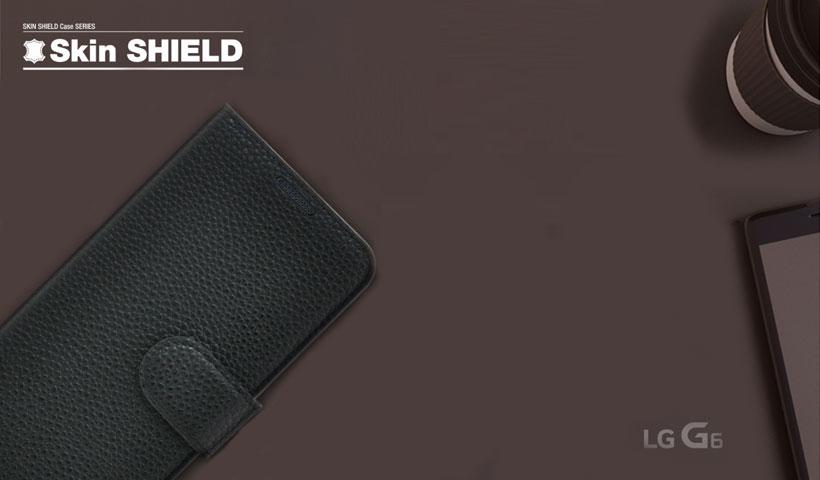 کیف چرمی اصلی ال جی جی 5 مدل وویا
