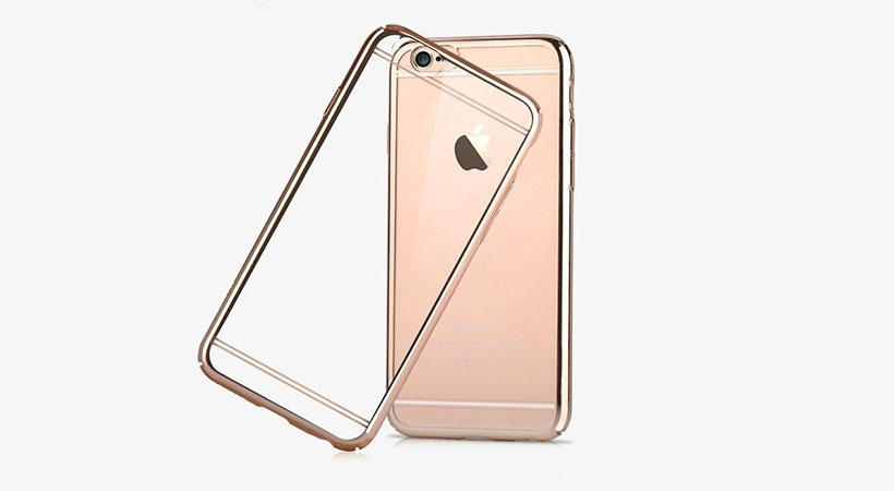 قاب ژله ای شفاف آیفون Vouni Jelly Case Apple iPhone 6 Plus/6S Plus