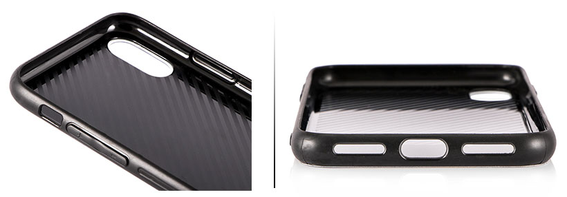 قاب محافظ طرح منهتن آیفون WK Design Manhattan Case Apple iPhone X