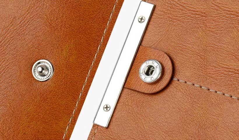 کیف چرمی برای نگهداری از گوشی تا سایز 5.5 اینچ