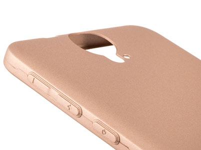 پوشش برجسه روی کلیدهای HTC One E9 با محافظ ژلهای