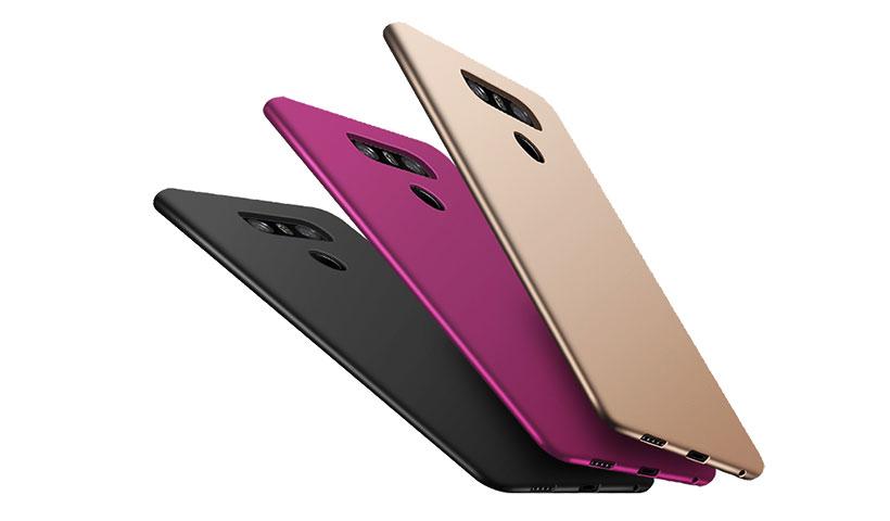 کاور ژله ای گوشی ال جی G6