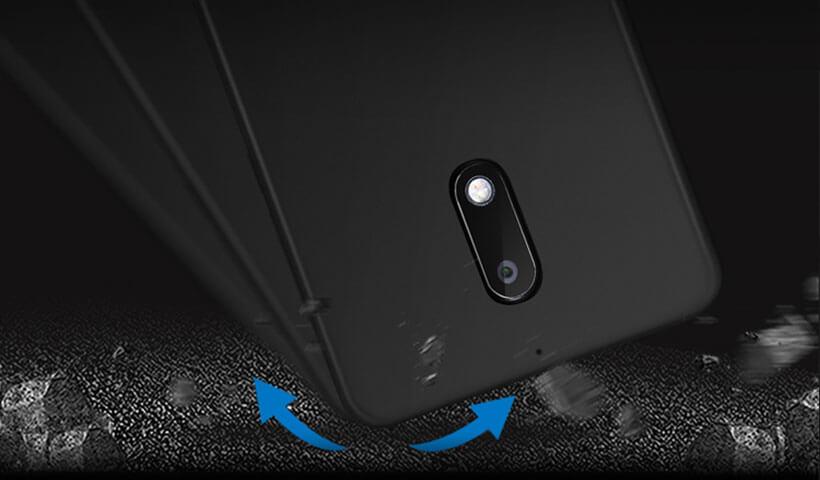 کاور محافظ ژله ای X-Level برای گوشی نوکیا 6