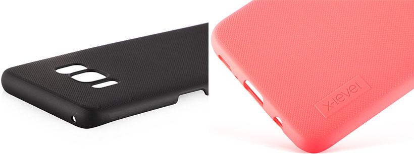 کاور سامسونگ S8 مقاوم در برابر لک و اثر انگشت