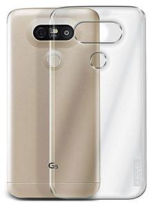 محافظ ژله ای ضد لغزش گوشی ال جی G6