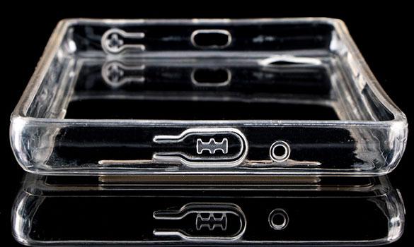 محافظ شیشه ای- ژله ای گوشی شیائومی Mi3