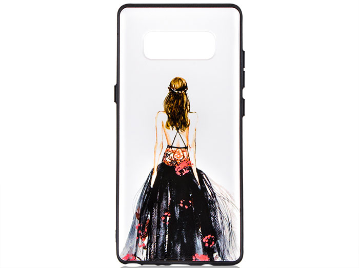 قاب محافظ سامسونگ گلکسی XO+ Girl Case Samsung Galaxy Note 8