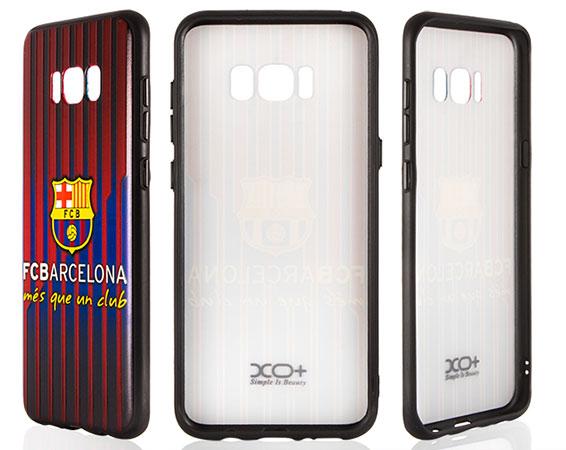 قاب محافظ سامسونگ طرح بارسلونا XO+ Barcelona Case Samsung Galaxy S8