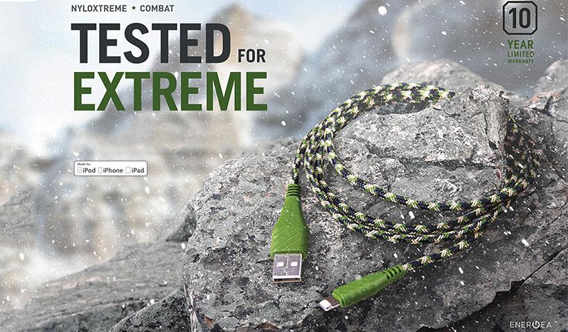 کابل Energea Nyloxtreme Combat