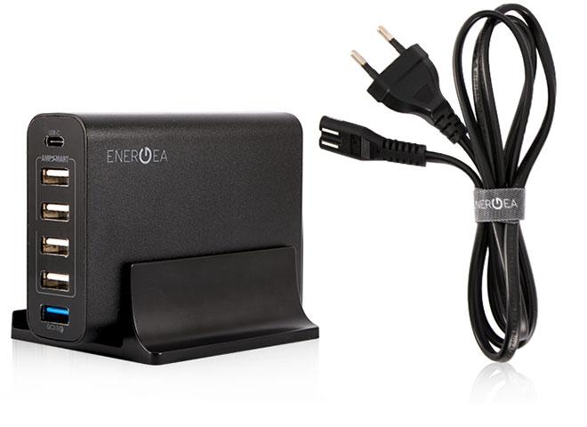 پاور هاب 6 پورت Energea PowerHub 6C Plus
