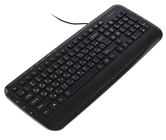 کیبورد سیمی بیاند Farassoo Beyond FCR-8200 Wired Keyboard