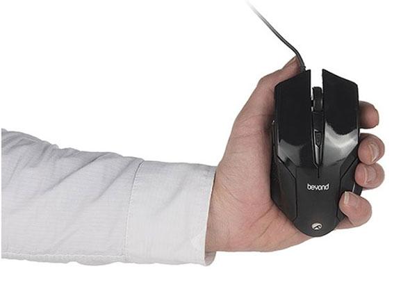 موس با سیم فراسو بیاند Farassoo Beyond FOM-3136 Wired Mouse