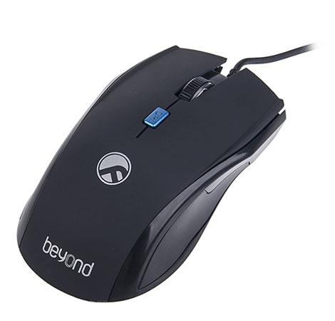 موس سیمی بیاند Farassoo Beyond FOM-3585 Wired Optical Mouse