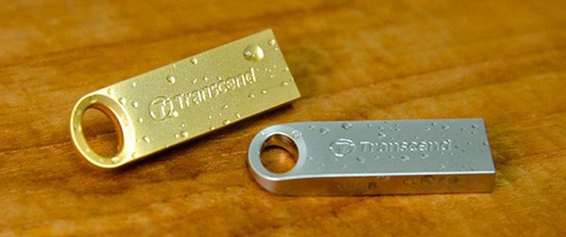 فلش مموری ترنسند Transcend JetFlash JF520S USB 2.0 Flash Memory با ظرفیت 8 گیگابایت