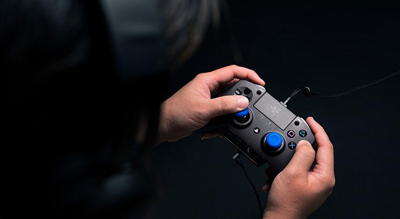 کنترلر حرفه ای پلی استیشن Razer Raiju Gaming Controller PlayStation 4