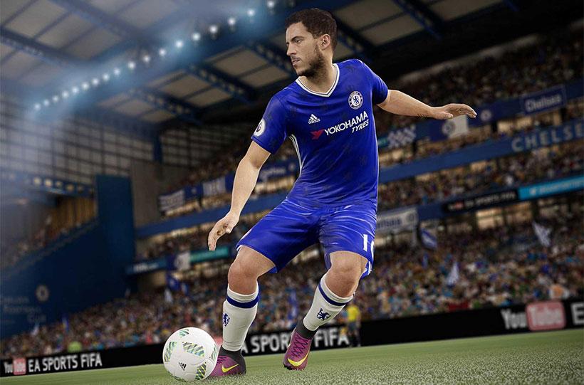 بازی پلی استیشن FIFA 18 Standard Edition PS4 Game