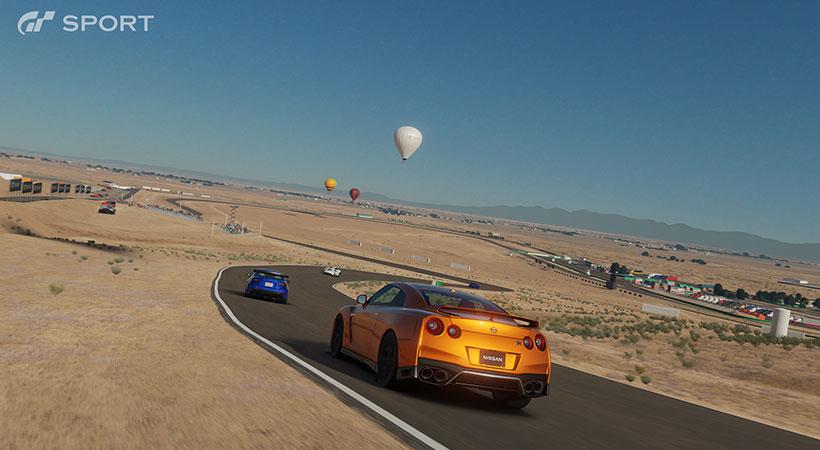 بازی پلی استیشن Gran Turismo Sport PS4 Game