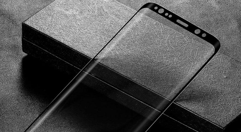 محافظ صفحه نمایش شیشه ای بیسوس سامسونگ Baseus 3D Arc Screen Protector Samsung Galaxy Note 8