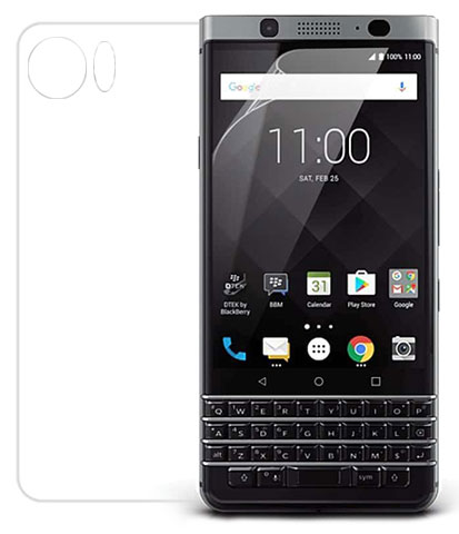 ضد ضربه پشت و رو BlackBerry Keyone DTEK70/Mercury