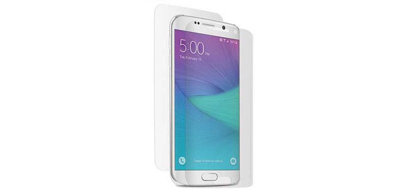 محافظ صفحه نمایش پشت و رو سامسونگ Galaxy S6