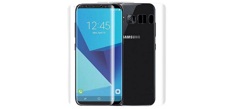 محافظ صفحه نمایش پشت و رو سامسونگ Galaxy S8 Plus
