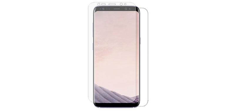 محافظ صفحه نمایش پشت و رو سامسونگ Galaxy S8
