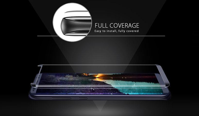 محافظ صفحه Cococ سامسونگ S8 plus