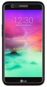 محافظ صفحه نمایش شیشه ای ال جی Glass Screen Protector LG K10 2017
