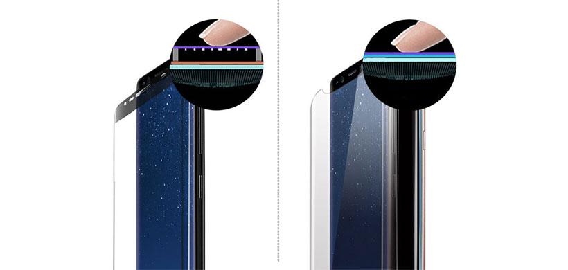 محافظ صفحه نمایش شیشه ای KAKU