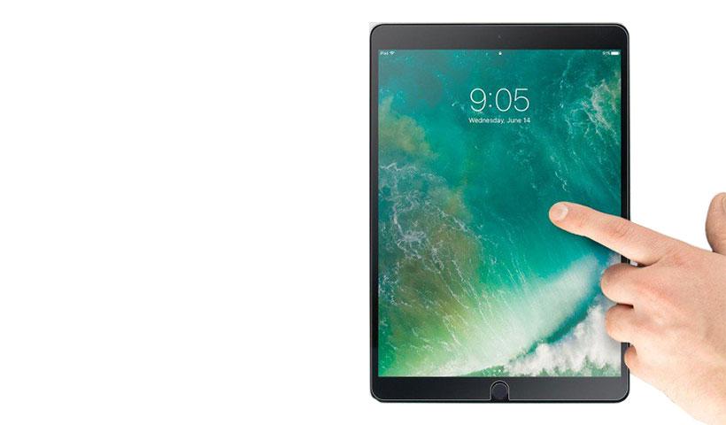 محافظ صفحه نمایش شیشه ای موکول تبلت آیپد پرو 12.9 2017