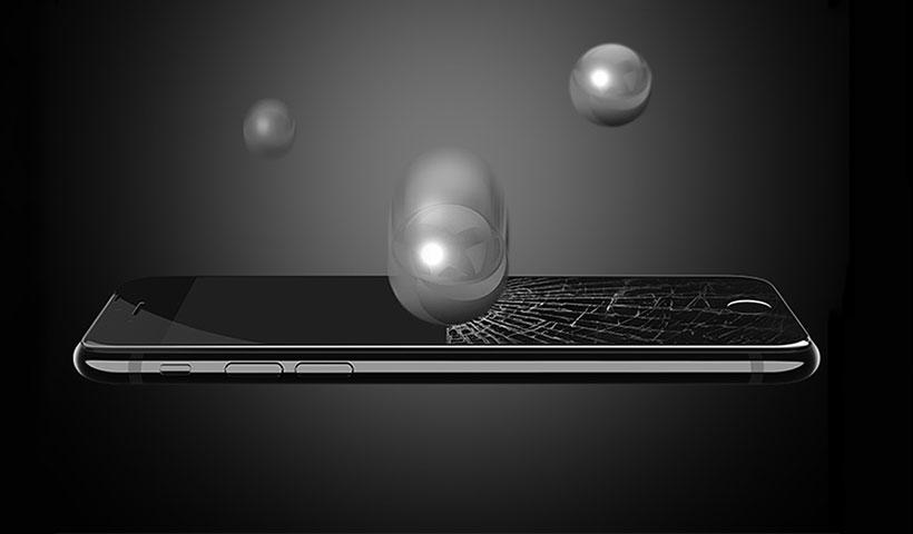 محافظ صفحه شیشهای آیفون 8