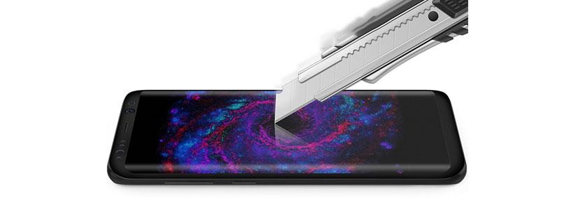 محافظ شیشه ای سامسونگ MRYES Galaxy S8