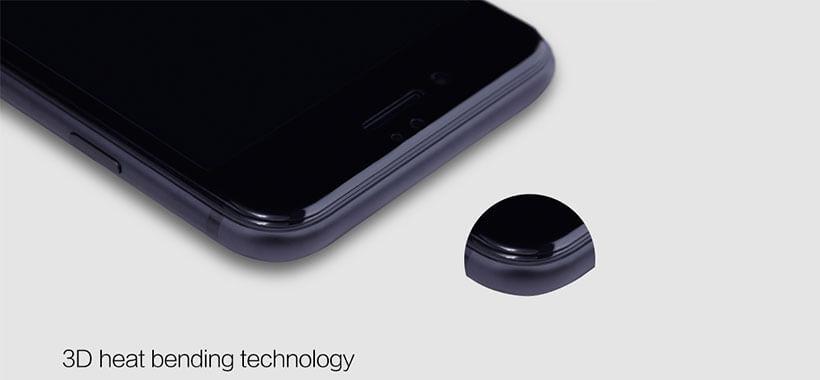 تکنولوژی حرارت خم شوندگی سه بعدی گلس نیلکین