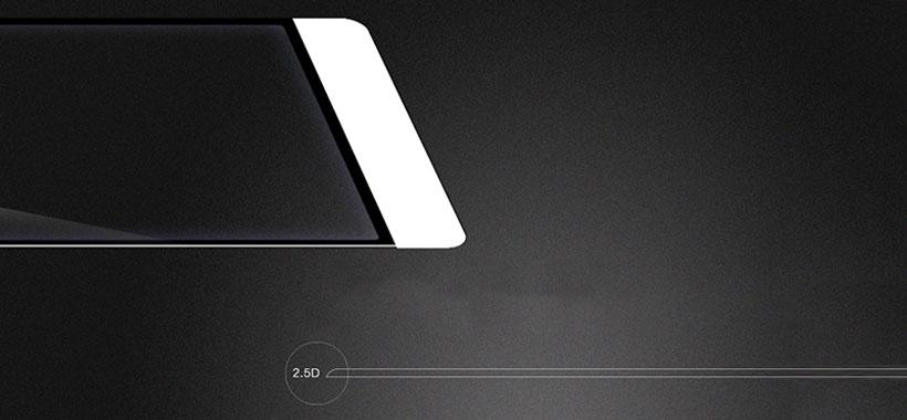 برش دقیق محافظ صفحه شیشه ای CP+ Nillkin