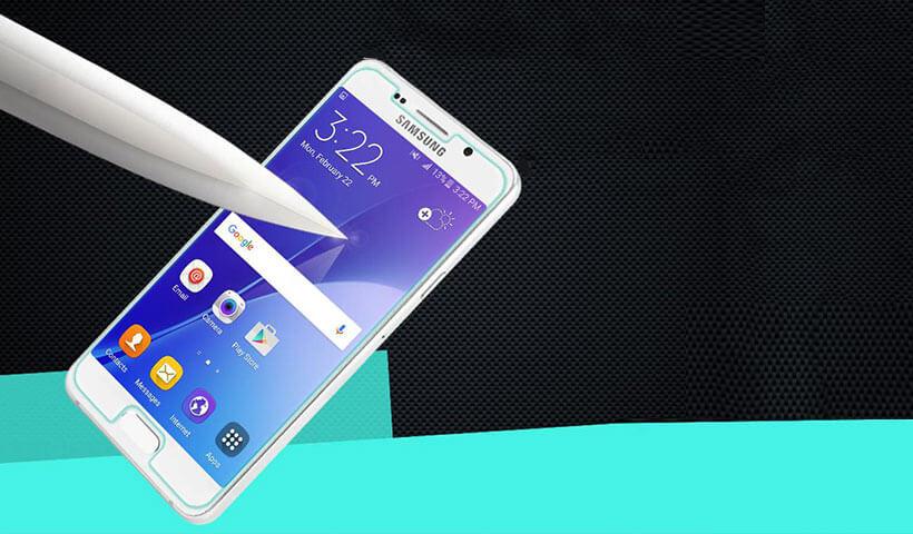 محافظ صفحه نمایش شیشه ای Samsung Galaxy A3 2016 مارک Nillkin H