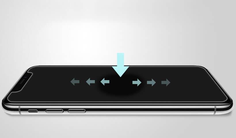 محافظ صفحه های شیشه ای H+ Pro